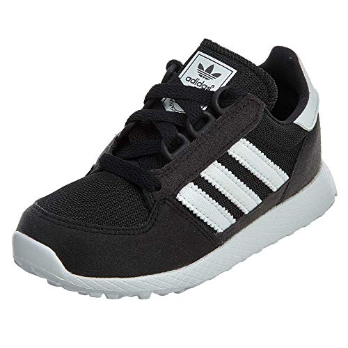Us Grove Running Originals White Forest M black C Kid 5k Adidas Shoe 12 Little Unisex wgUxS