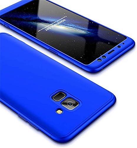 MISSDU – Funda compatible con Samsung Galaxy A9 Pro/A8s 2019 ...