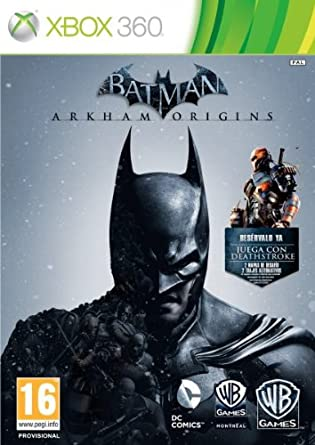 Batman Arkham Origins: Amazon.es: Videojuegos