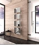 Electric Towel Warmer for Bathroom Wall Mount Heated Rail Towel & Space...