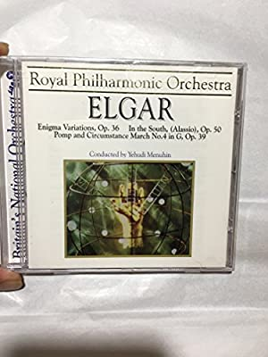 Elgar: Enigma Variations, Op. 36 / In the South (Alassio), Op. 50 / Pomp & Circumstances