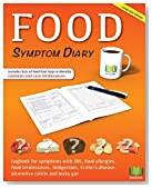 Food Symptom Diary: Logbook for symptoms in IBS, food allergies, food intolerances, indigestion, Crohn?s disease, ulcerative colitis and leaky gut (large edition)