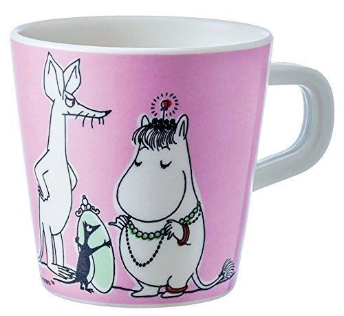 Pink Moomin MO913RH Small Mug