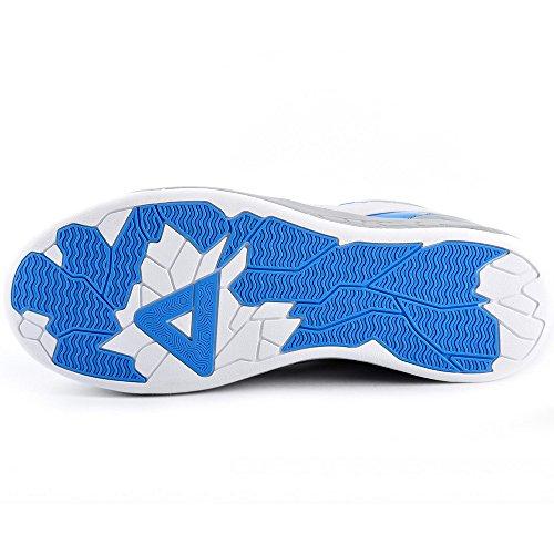 PEAK Männer Anti-Rutsch-Basketball-Schuhe Dk.gray