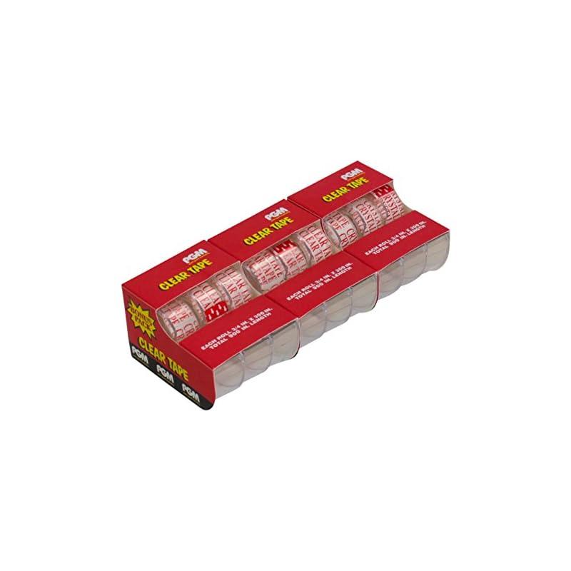 pgm-super-clear-3-4-x-300-inch-tape