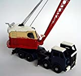 Langley Models Foden FC20 Lorry Mounted Crane Fly Jib OO Scale UNPAINTED Kit RW22b
