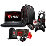 MSI GT75 TITAN-057 (i7-8850H, 16GB RAM, 256GB NVMe SSD + 1TB HDD, NVIDIA GTX 1070 8GB, 17.3 Full HD 120Hz 3ms, Windows 10 ) VR Ready Gaming Notebook