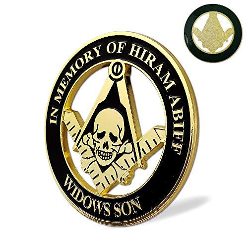 widows sons car emblems - 5