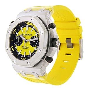 Audemars Piguet AP Royal Oak Offshore Diver Chronograph Yellow 26703ST.OO.A051CA.01