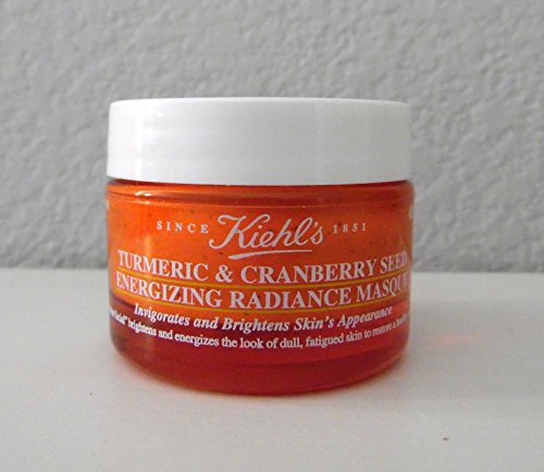 Turmeric & Cranberry Seed Energizing Radiance Masque 28ml/0.95oz