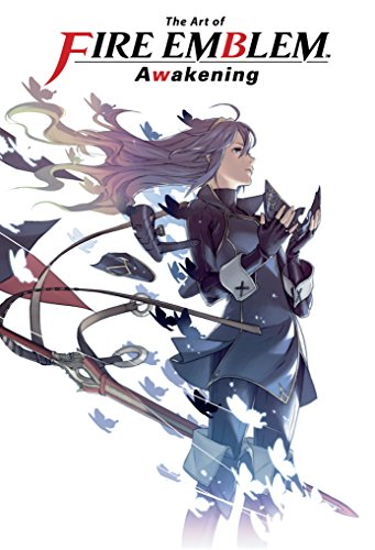 Anime Game Art - The Art of Fire Emblem: Awakening