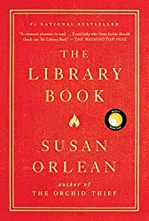 The Library Book Paperback by Susan Orlean