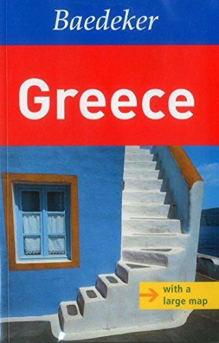 Greece Baedeker Guide (Baedeker Guides)