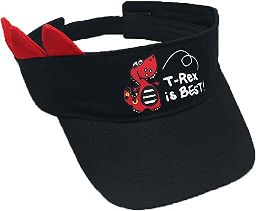 Baby Girls Bowknot Stripe Round Printed Hats Toddler Wide Brim Sun Visor Hat US