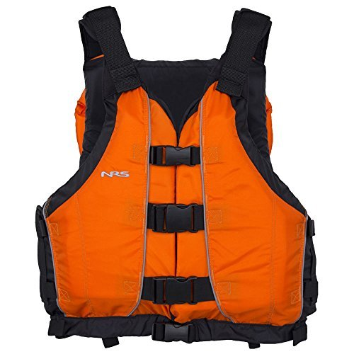NRS Big Water V PFD Orange One Size by NRS by NRS
