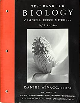 Campbell Reece Biology 8th Edition Test Bank