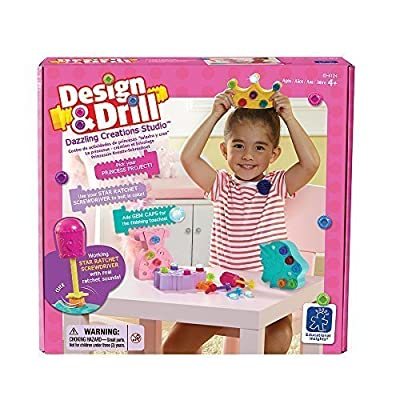 Educational Insights Design & Drill Dazzling Creations Studio: Toys & Games