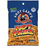 Andy Capp's Hot Fries, 1.5 oz, 48 Pack