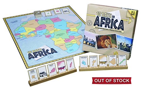 10 Days In Africa Game