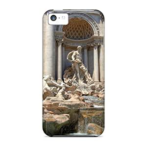 Trevi Fountain In Rome 6 (4.5) For Iphone Unique iphone High Grade covers Runing's case