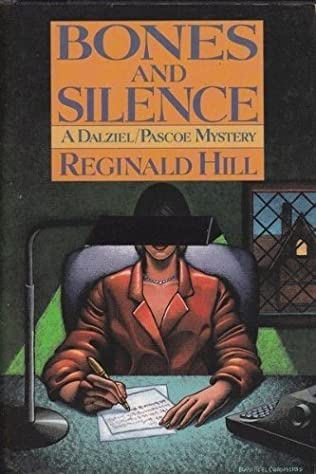 book cover of Bones and Silence