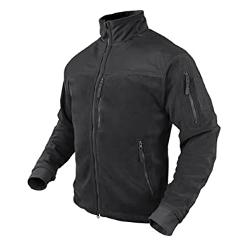 Amazon.com: Condor Alpha Tactical Fleece Jacket: Sports & Outdoors