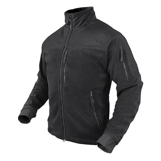 Amazoncom Condor Mens Alpha Tactical Fleece Jacket Sports Outdoors