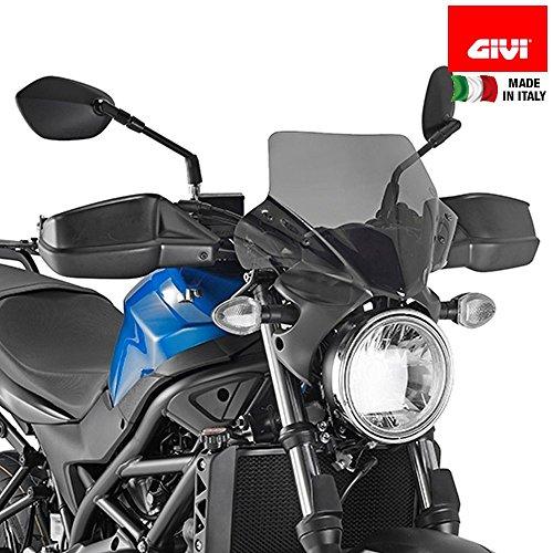 Givi Motorcycle Screens - GIVI A3111 Wind Shield - Suzuki SV650