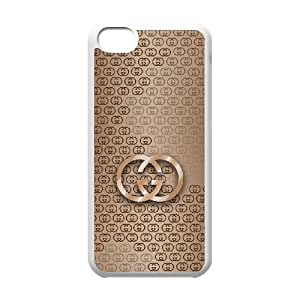 Personalized Durable Cases Nnmrq Ipod Touch 6 Cell Phone Case White Gucci Brand Protection Cover