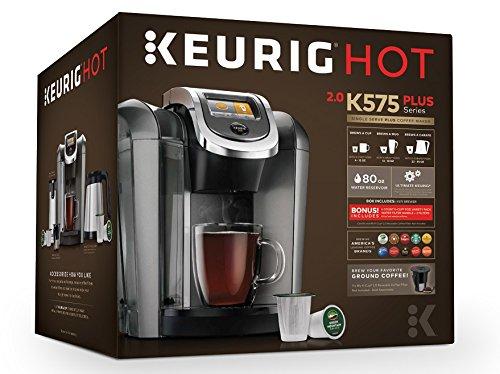 Single Serve Hot Water : Keurig k single serve programmable cup coffee maker