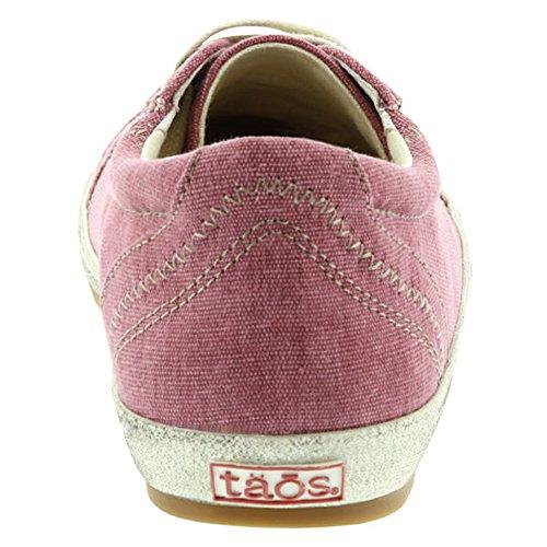 Fashion Canvas Sneaker Washed Taos Footwear Rose Women's Star qw1xn7t0OH