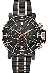 GUESS COLLECTION X95002G2S,Men's Quartz Chronograph,Dress Sport,Screw Crown,Sapphire Crystal,300m WR