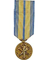 United States Military Armed Forces Mini Medal - USAF Air Force - Armed Forces Reserve