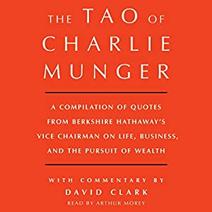 Tao of Charlie Munger Audiobook
