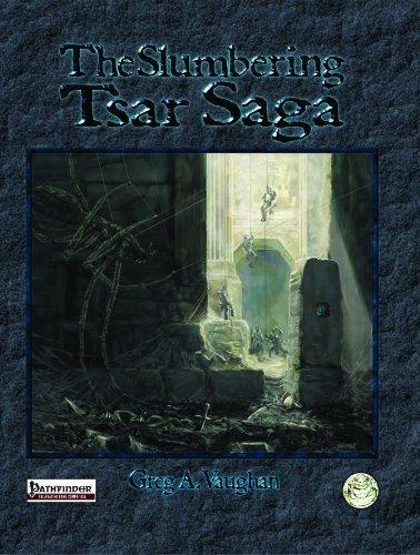 The Slumbering Tsar Saga