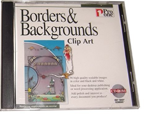 Borders & Backgrounds