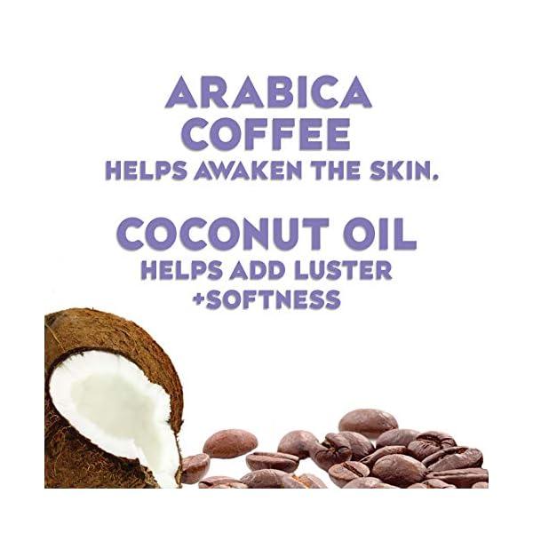exotic arabica coffee & coconut oil