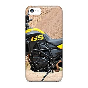 Top Quality Case Cover For Iphone 5c Case With Nice Bmw F 800 Gs Appearance