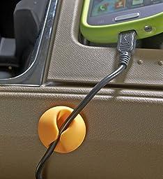 High Road DashDots Phone Charging Cord Holders (Multi)
