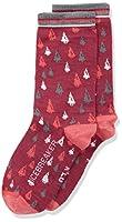Icebreaker Merino Kids' Lifestyle Ultra Light Crew Socks, Wild Rose/Tulip, Large