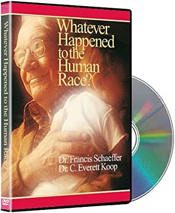 Image result for francis schaeffer whatever happened to the human race