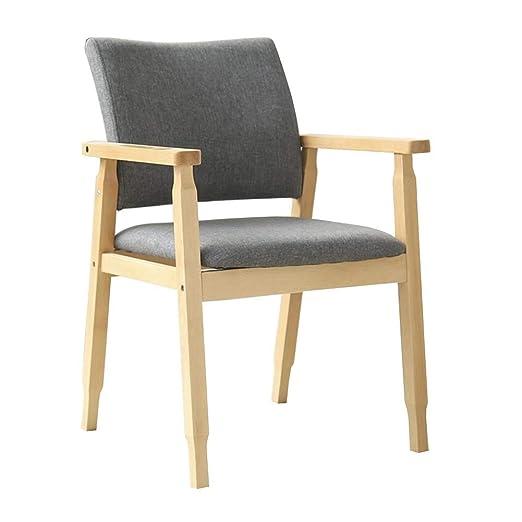 WYYY silla de Oficina Moderno Silla De Tela Sofá Individual ...