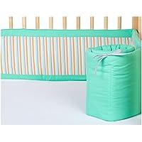 Pam Grace Creations Crib Bumper, Friendly Fox