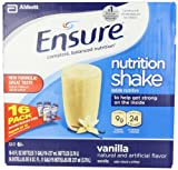 Ensure Bottles, Vanilla Shake, 8oz Bottles, 32 Bottles