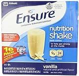 Ensure Bottles, Vanilla Shake, 8oz Bottles, 32 Bottles Review