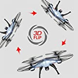 Syma-X5HW-WiFi-FPV-24G-4CH-RC-6-Axis-Gyro-Quadcopter-Drone-With-03MP-HD-Camera-A-360-degree-3D-flips-function-RTF-RC