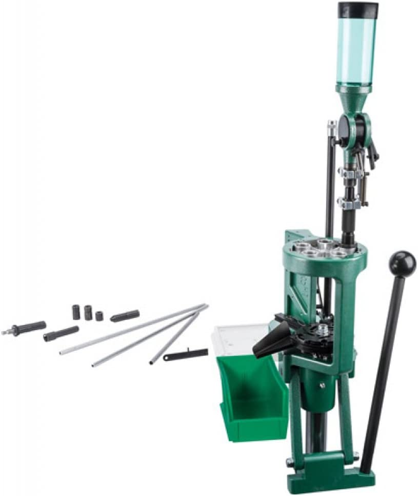 best progressive reloading press: RCBS 88910 Pro Chucker 5 Progressive Reloading Press