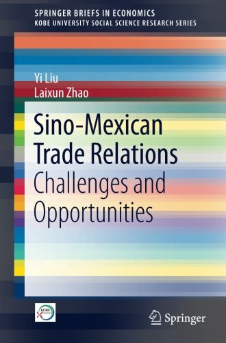 Sino-Mexican Trade Relations: Challenges and Opportunities (SpringerBriefs in Economics)