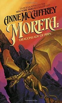 Moreta: Dragonlady of Pern 034529873X Book Cover