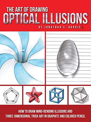 how to draw optical illusions - 8